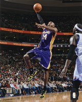 Kobe Bryant 2012-13 Action Fine-Art Print