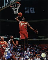 Dominique Wilkins 1993 Action Fine-Art Print