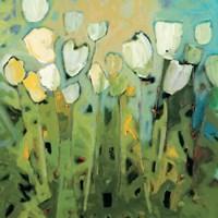 White Tulips I Fine-Art Print