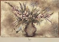 FRESCO FLORAL IV Fine-Art Print