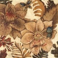 Fleurs De Bois Fine-Art Print