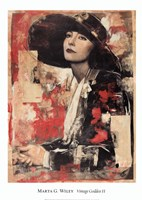 Vintage Goddess II Fine-Art Print