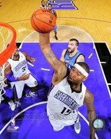 DeMarcus Cousins on the court 2012-13 Fine-Art Print