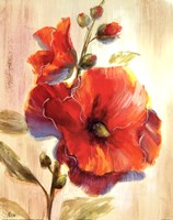 Flourescent Blooms II Fine-Art Print