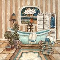 My Inspiration Bath I Fine-Art Print