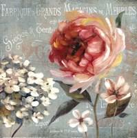 Le Jardin de Paris II Fine-Art Print