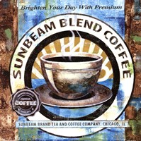 Sunbeam Blend Coffee Fine-Art Print