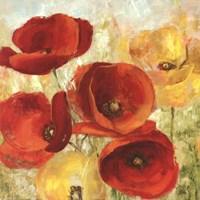 Flourishing Meadow I Fine-Art Print