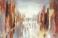 City Shadows Fine-Art Print