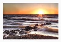 Sunset at Blue Point Fine-Art Print