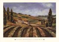 Chianti Afternoon II Fine-Art Print