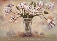 FLEURS EN VASE II Fine-Art Print