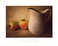 APPLES AND PITCHER Fine-Art Print