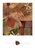 Gilded Leaf III Fine-Art Print