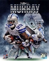 DeMarco Murray 2013 Portrait Plus Fine-Art Print