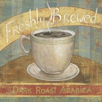 Fresh Brew I Fine-Art Print