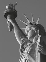 Liberty with Torch Fine-Art Print