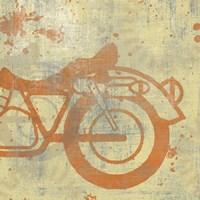 Motorcycle II Fine-Art Print