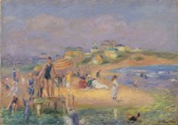 Good Harbor Beach, 1919 Fine-Art Print