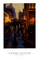 Manhattan Shimmer Fine-Art Print