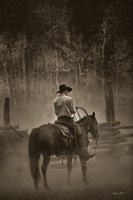 Lost Canyon Cowboy Fine-Art Print