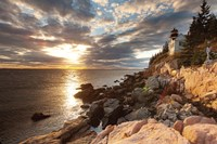 Bass Harbor Lighthouse Fine-Art Print