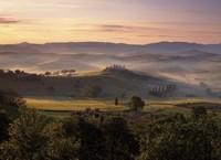 Dawn Mist Rising Fine-Art Print