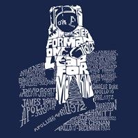 One Giant Leap for Mankind Fine-Art Print