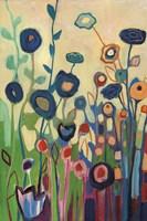 Meet Me In My Garden Dreams Pt. 1 Fine-Art Print