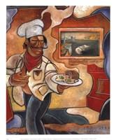 DALI'S DELICACIES Fine-Art Print