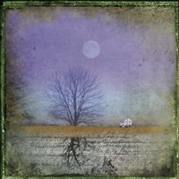 Moonlight in Vermont Fine-Art Print