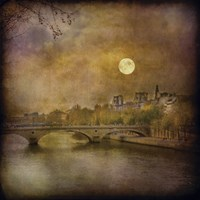 Pont Louis Phillipe Fine-Art Print
