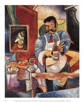 RESTAURANTE PALIO ROSSO Fine-Art Print