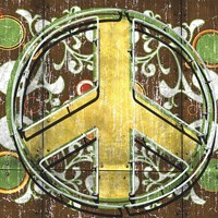 Peace 2 (sign) Fine-Art Print