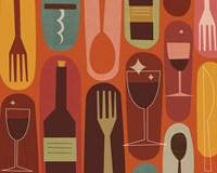 Wine & Dine Fine-Art Print