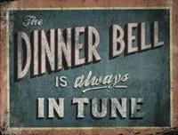 The Dinner Bell Fine-Art Print