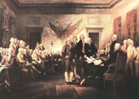 The Declaration of Independence Fine-Art Print