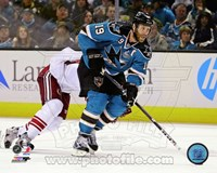 Joe Thornton 2012-13 Fine-Art Print