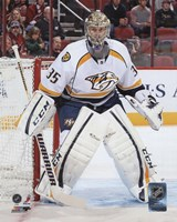 Pekka Rinne 2012-13 Action Fine-Art Print