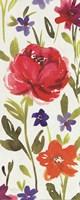 Sherbet Panel I Fine-Art Print