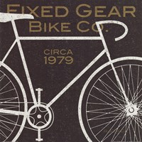 Fixed Gear Bike Co. Fine-Art Print