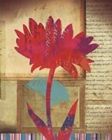 Floral Notes I Fine-Art Print