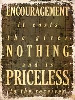 Encouragement Quote Fine-Art Print
