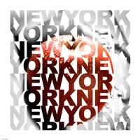 New York – Big Apple Fine-Art Print