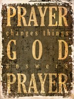 Prayer Quote Fine-Art Print