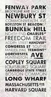 Boston Cities I Fine-Art Print