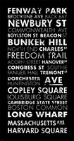 Boston Cities II Fine-Art Print