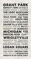 Chicago Cities I Fine-Art Print
