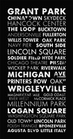Chicago Cities II Fine-Art Print