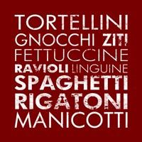 Pasta II Square Fine-Art Print